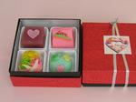 バレンタイン和菓子