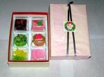 クリスマス和菓子2